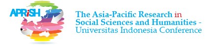 International Conference – Universitas Indonesia Logo